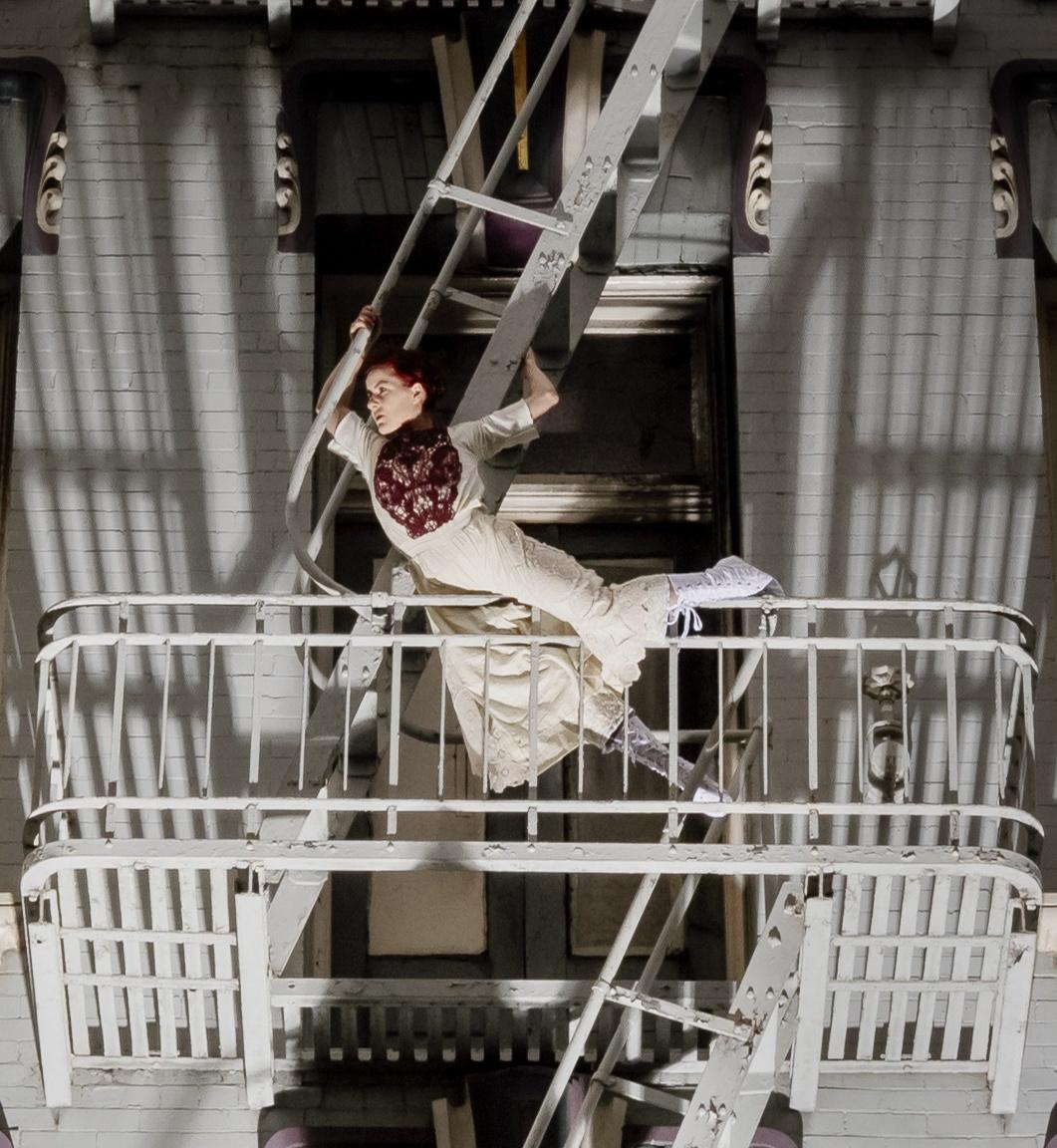 Sonsherée Giles - TENDER (n.) - Flyaway Productions