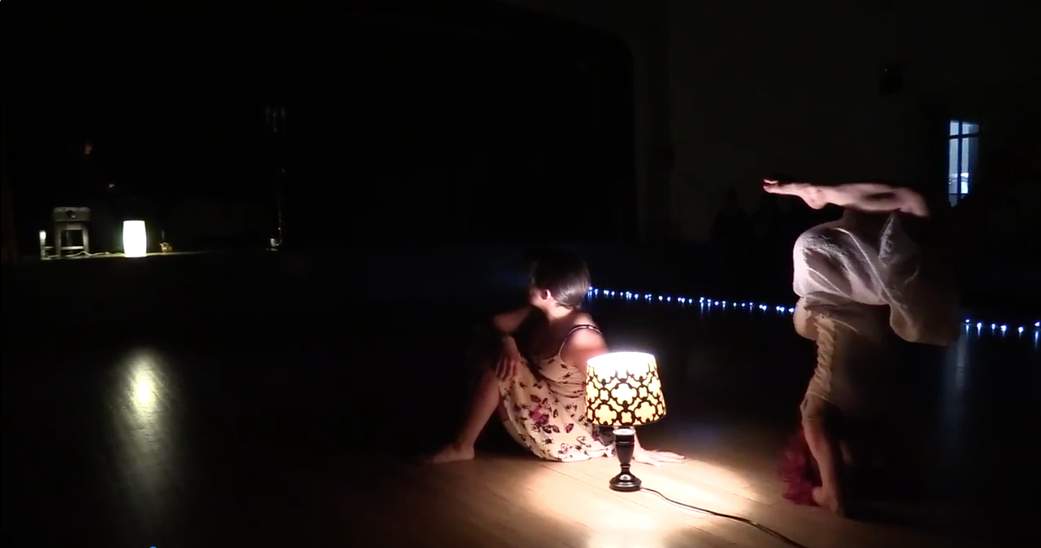Sonshereé Giles and Megan Lowe - Nocturnes